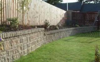 Enstone walling