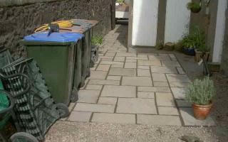 Indian sand stone paving (2)